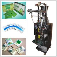 德迅机械 供应小儿感冒颗粒包装机 感冒冲剂包装机 自动颗粒包装机