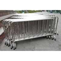 供应厂家不锈钢铁马 宁波会展活动护栏 施工隔离临时围栏