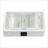 厂家直销2835SMD白光滴胶防水带开关室外方形LED灯