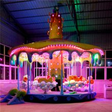 造型新颖的儿童游乐设备虫虫甜蜜村(CCTMC-) 河北三星游乐设备
