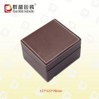 深圳厂家 皮革盒 高档手表盒 LOH-466