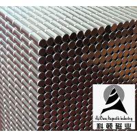 宁波科顿磁业生产制造钕铁硼强磁常规性能牌号,不同尺寸可加工订购