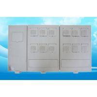 十二户内嵌式拼装玻璃钢电表箱
