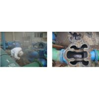 山东索雷SD7400高分子复合材料在线修复污水泵腐蚀磨损