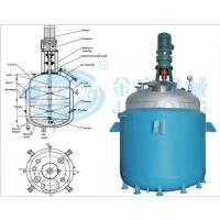 厂家直销供应4000L电加热反应釜SUS304不锈钢化工机械化工设备