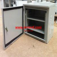 现货供应400*400*750落地式户外防水机弱电箱设备箱定制