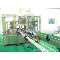 供应宝杰食品机械:出售JUG1500型冲瓶/灌装/封口三合一机 可定制