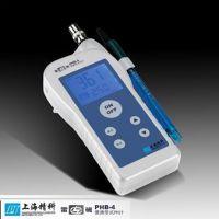 供应上海雷磁精密酸度计PHB-4(便携式)