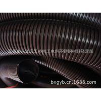 厂家直供(外径AD25内径20)PA尼龙阻燃波纹穿线塑料软管