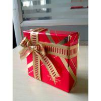 厂家设计定制喜糖盒结婚用品礼盒糖果盒天地盖纸盒巧克力盒子蝴蝶结礼物盒厂家直销