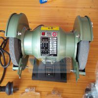 江苏JINDING金鼎砂轮机 MQD3213 台式砂轮机 5寸 电动砂轮机