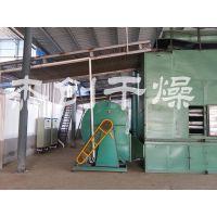 精心制造宠物粮网带式烘干机 宠物粮连续带式干燥机