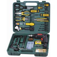 【诺顿】物业工具.维修工具.机修工具.带电钻.家用组合工具套装