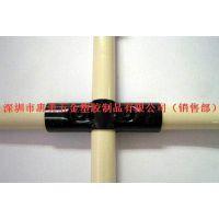 精益管连接件 复合管配件 金属接头 扣件 线棒 不锈钢管接头HJ-4