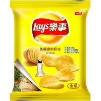 台湾进口食品 樂事經典原味76g 12包/箱
