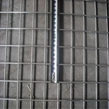 螺纹钢焊接网 钢筋焊接网片 黑铁丝网片
