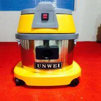 15L东莞骏威工业吸尘器 吸尘吸水机 不锈钢内筒扫地机
