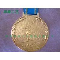 中国贵州义龙山地国际马拉松奖牌制作,义龙山地纪念马拉松奖牌订做