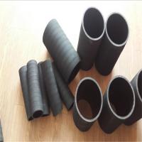 厂家供应低压夹布输水管 高低压橡胶管 黑色夹布橡胶管