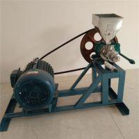 鼎信厂家供应优质玉米谷物膨化机 自动切断食品膨化机