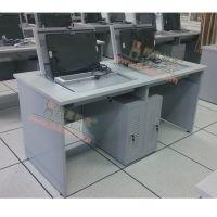 托克拉克品牌供应西安多媒体电脑桌 简约现代款