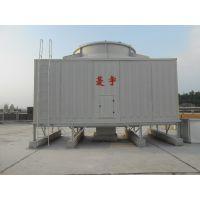 供应河南菱宇方形横流式400吨玻璃钢冷却塔