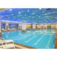 水利方健身房专用钢结构拆装式泳池的优势
