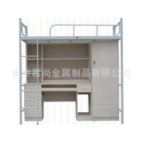 厂家生产南京上海深圳广州杭州北京武汉 优质公寓专用双层床 低价卧室双层床慕尚