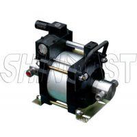 高压自动打压 高压液体泵 压缩空气驱动液体泵