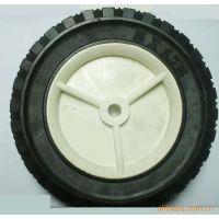 8x1.75 橡胶空心脚轮
