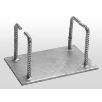 预埋件加工冲孔焊接折弯拉弯热镀锌冷镀锌