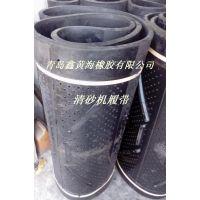 抛丸机橡胶履带公司|鑫黄海橡胶履带价格低廉|青岛橡胶履带厂提供q3210橡胶履带质量家