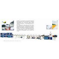 台湾技术2015款HDPE管材挤出生产线