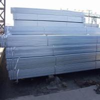 150×150×6.0镀锌方管属于什么金属材料