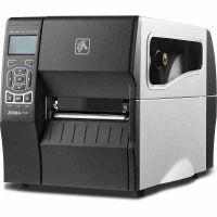 沈阳斑马标签机ZM400 200dpi条码打印机工业型条码机合格证打印机