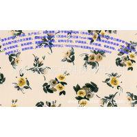 各种类型卷筒面材料满版幅宽单双面图案花型条纹迷彩印染加工