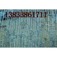 安平万燕丝网铁蒺藜,冷镀锌双股刺网,单股刺绳现货低价出售