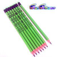 义乌铅笔加工厂专业生产塑料铅笔、环保铅笔加工 铅笔厂家批发