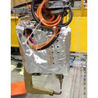 工业焊接机器人防火罩,焊接机器人防护罩