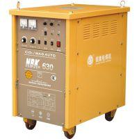 银象二氧化碳气体保护二保焊机NBK-350/500/630半自动工业级焊机