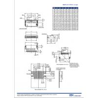 供应 I-PEX FPC 20570-004E-02 正品连接器及其极细同轴线