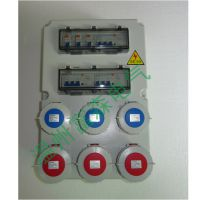 富森/ZJ-fsen供应欧式检修箱、欧标电源箱 工业插头插座大电流