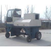 河北赛尔沃 供应 新型 有机肥翻堆机SFA-23型轮式翻堆机厂家直销价格
