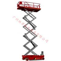 超高度移动剪叉式高空作业平台SJY10