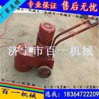 水磨石机 济宁电动打磨机研磨机照片