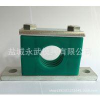 厂家供应 西德福重型塑料管夹 不锈钢管夹 水管固定夹 高压管夹