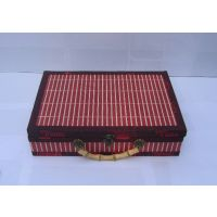 安吉竹盒 年货包装 竹包装盒 竹子包装盒 竹制包装 高档礼品包装