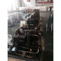 徐州通衢冷库安装采用艾默生谷轮涡旋,打造高效节能冷库——速冻冷库