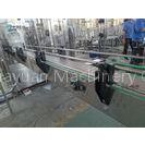 Automatic 5L Juice Glass Bottle Filling Machine with 4 Capping Heads