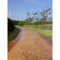 优质压模地坪/混凝土压花地坪,施工材料供应,景观工程